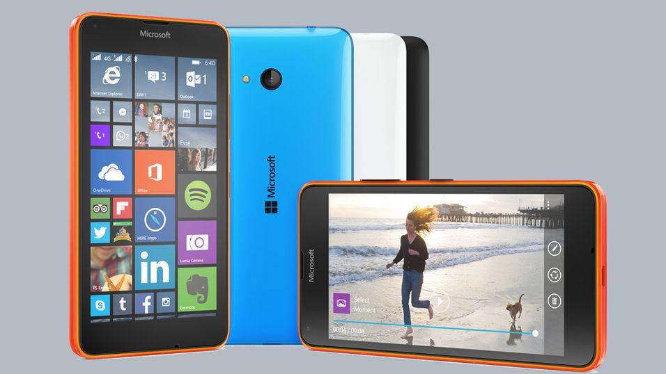 Nå blir Windows 10 tilgjengelig på langt flere mobiltelefoner