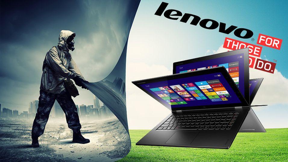 Lenovo lover en renere Windows-opplevelse fremover.