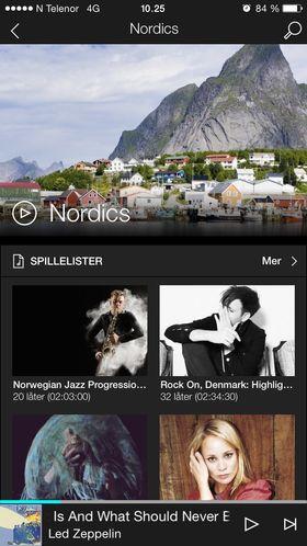 Nordisk musikk har blitt en egen sjanger i TIDAL.