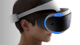 Sonys VR-briller gjør det mulig å se på film på en stor, virtuell skjerm.