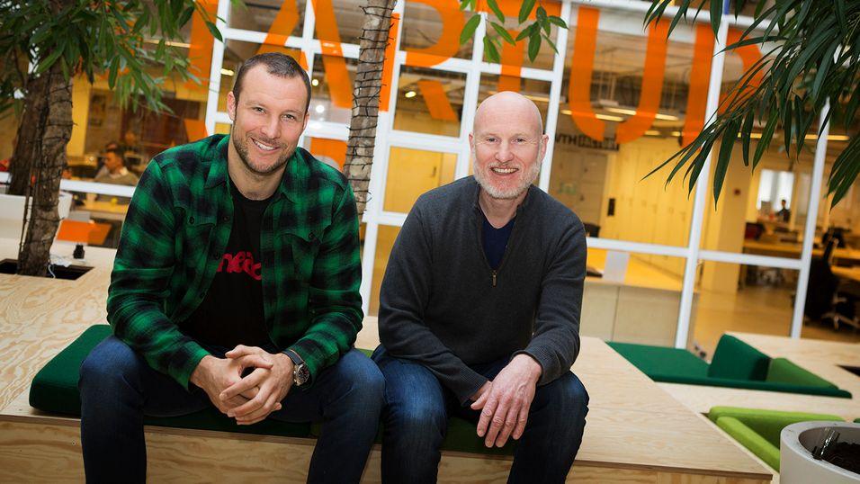 Aksel Lund Svindal har blitt app-gründer