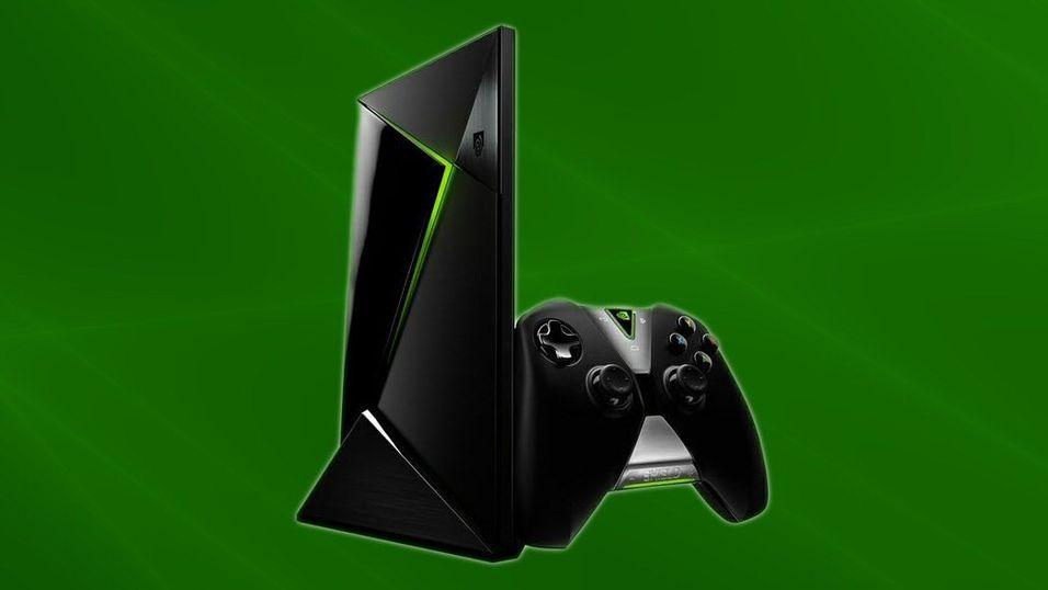 Nvidia Shield er verdens første 4K Android TV-konsoll
