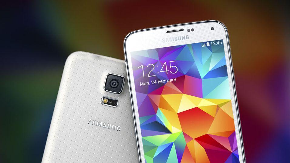 Samsung tapte kampen mot Apples iPhone