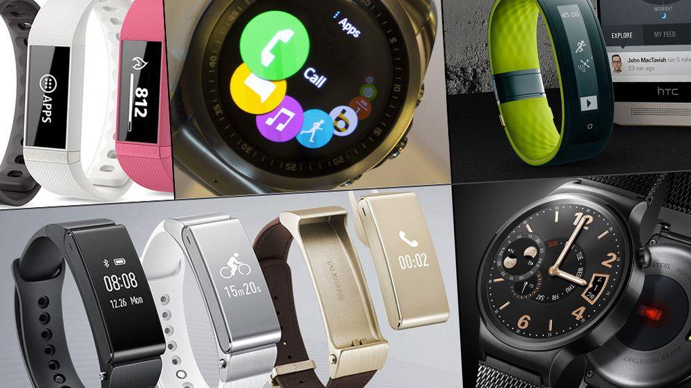 Smartklokke-ras på Mobile World Congress