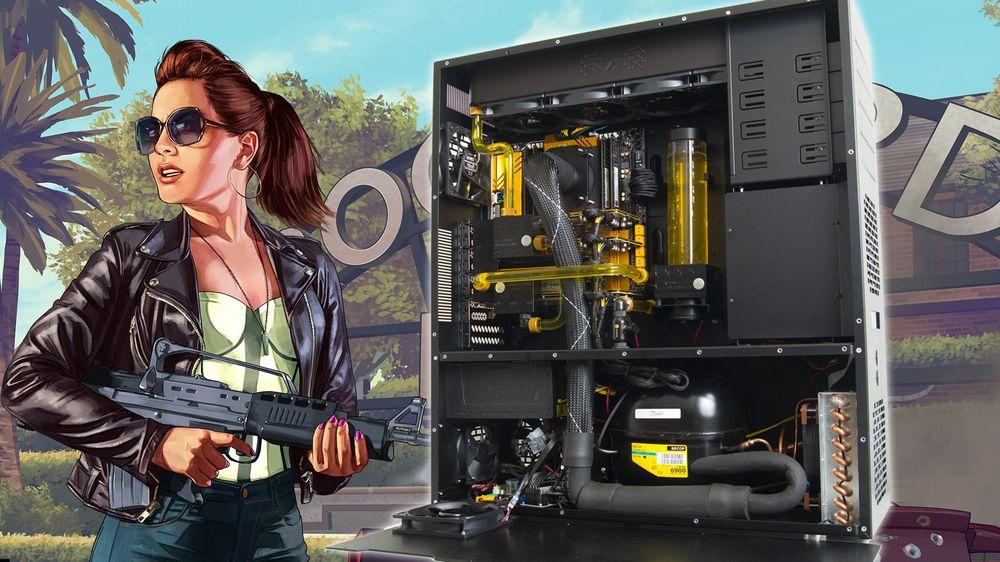 Trodde du maskinen din var rå? Glem det!