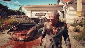 Ingen vet når zombiene får innta California.