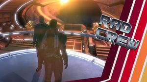 Rad Crew - Sesong 9, episode 9