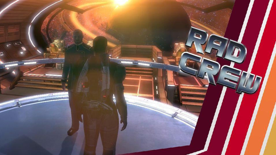 PODKAST: Spillene som hentet inspirasjon fra Star Trek
