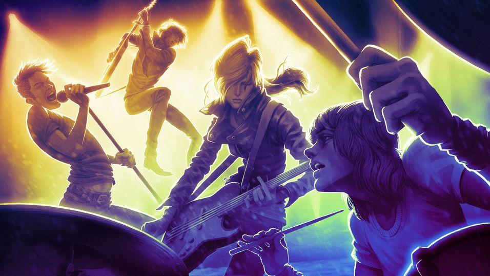 Rock Band 4 støtter over 2000 låter fra tidligere spill