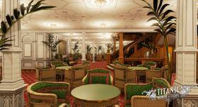 RMS Titanics er gjenskapt ned til hver minste detalj.