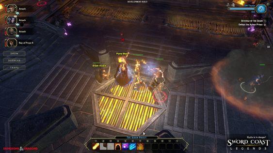 Som spilleder kan du lett ødelegge moroa for eventyrerne, selv om utviklerne forsøker å begrense ressursene dine. (Bilde: n-Space).