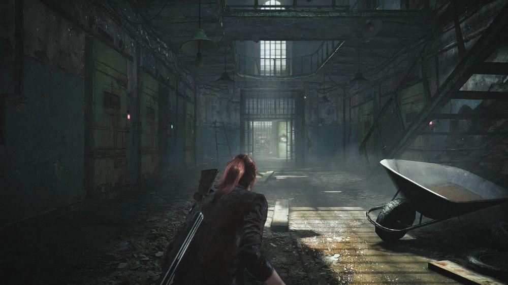 Spillet ser veldig flott ut til tider. Lyssettingen er spesielt imponerende.