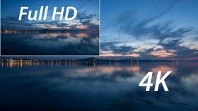 Illustrasjonsbilde: Full HD mot 4K.