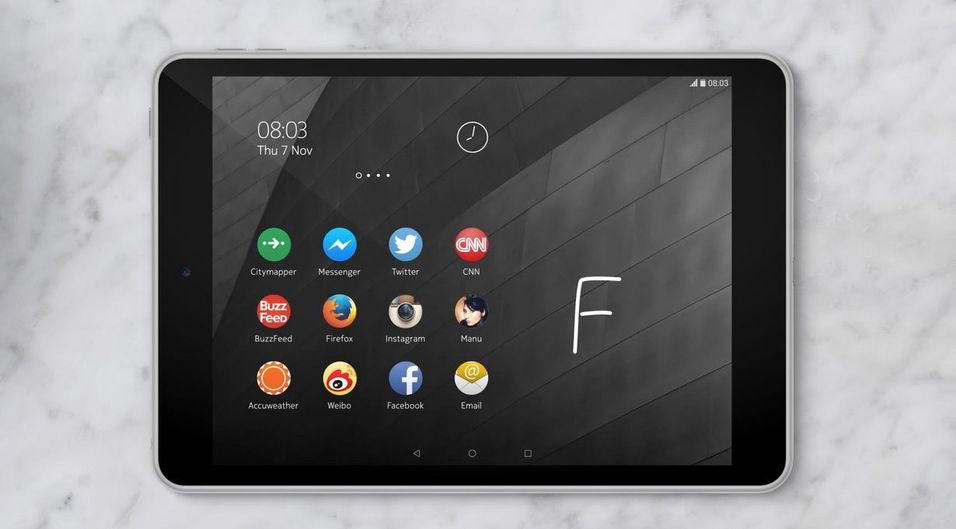 Nokia N1 kan nå bestilles i Europa.
