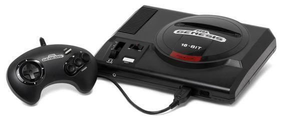 Sega Mega Drive (i USA het den Genesis).