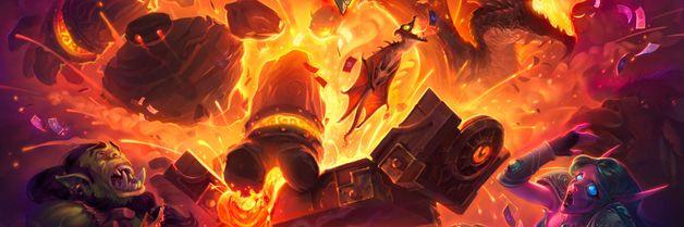 Dverger, drager og ildsinte demoner inntar Hearthstone