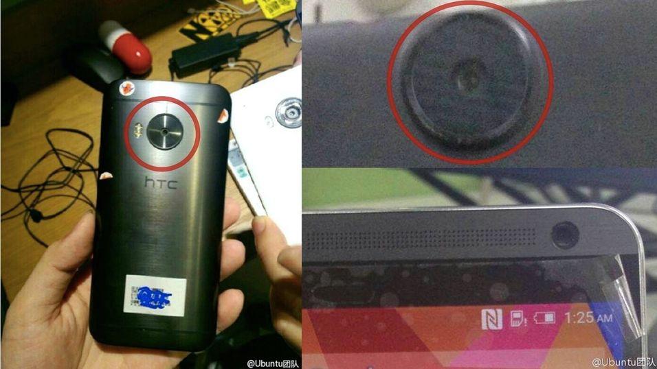Slik ser de to neste HTC-mobilene ut