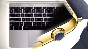 - I dag kommer Apple Watch og ny Macbook Air