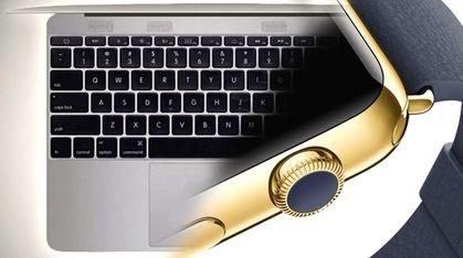 - I dag kommer Apple Watch og ny Macbook Air