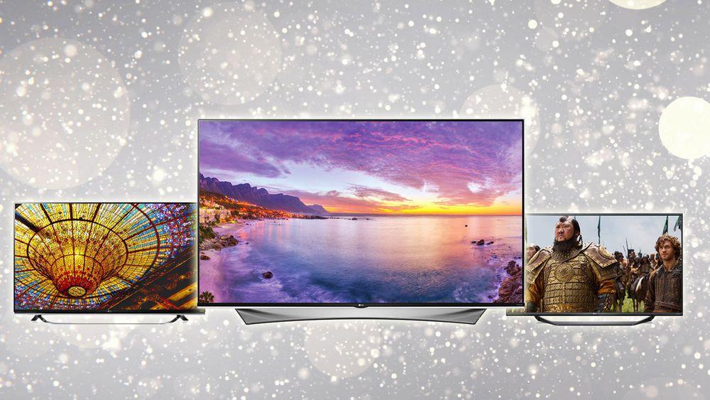 LG satser tungt på Ultra HD