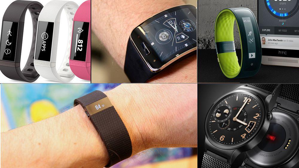 GUIDE: Smartarmbånd eller smartklokke?