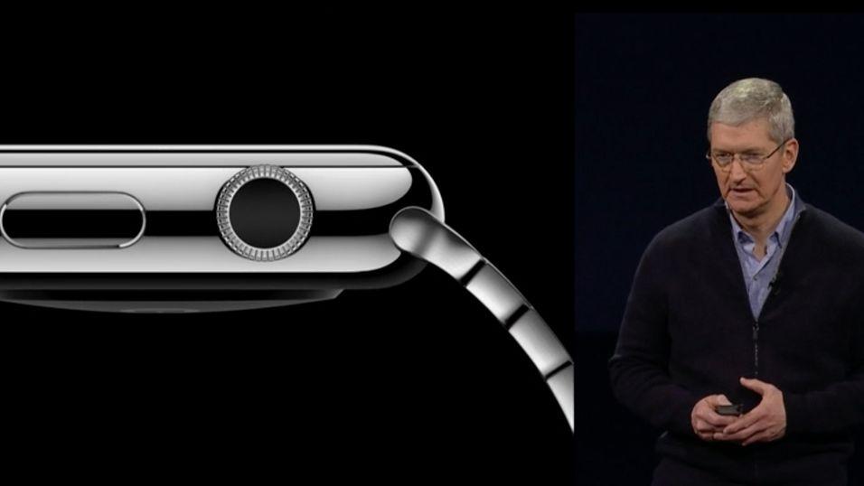 Apple lanserte Apple Watch i ni land