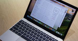 Apple har lansert sin tynneste MacBook