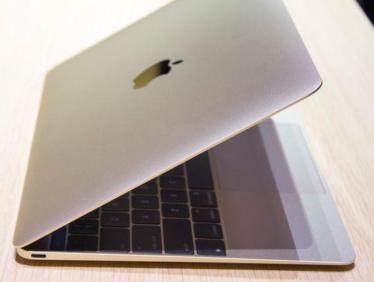 Én eneste kontakt har Apple kostet på seg i den nye MacBooken. Nye USB type C gjør sin debut i en vanlig datamaskin her. Kontakten kan overføre store mengder data, fungere som skjermtilkobling og mye mer.