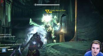 Se ham runde Destinys vanskeligste raid alene, uten å skyte én kule