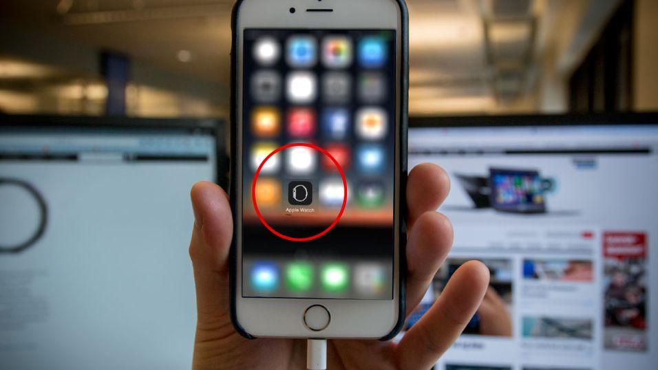 Alle iPhone-brukere får en helt ny Apple Watch-app