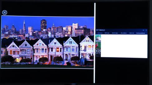 Nå kan du selv bestemme størrelsene på vinduene på delt skjerm.