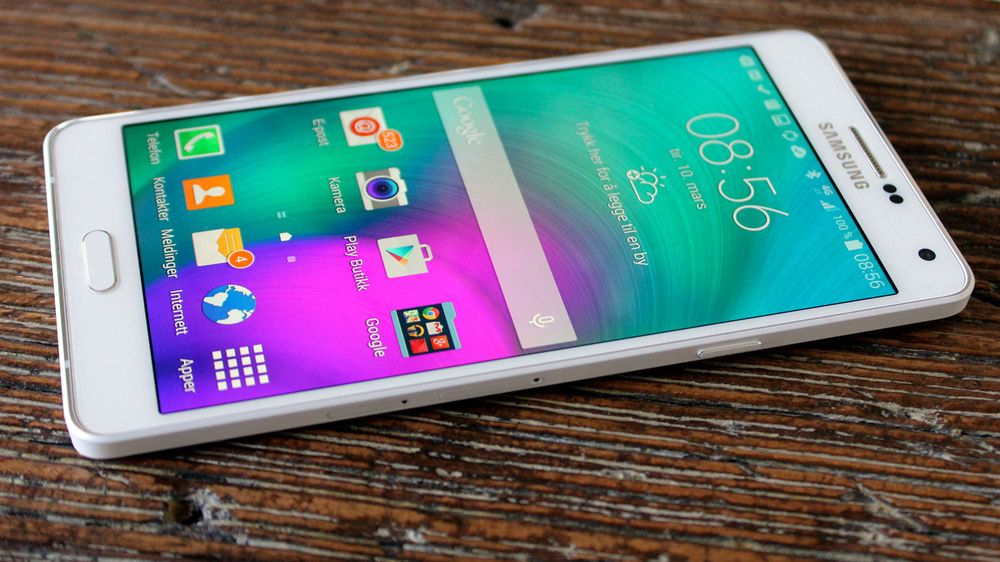 TEST: Samsung Galaxy A7