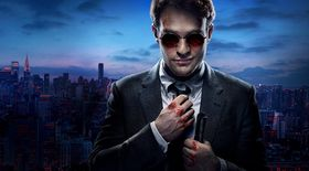 Marvel's Daredevil er en populær serie Netflix lager selv.