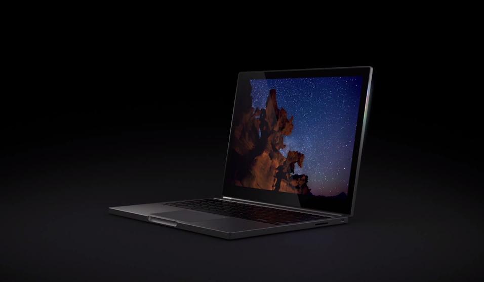 Nye Chromebook Pixel.