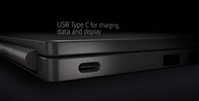 Den nye Chromebook Pixel-modellen kommer med den rykende ferske USB Type C-standarden.