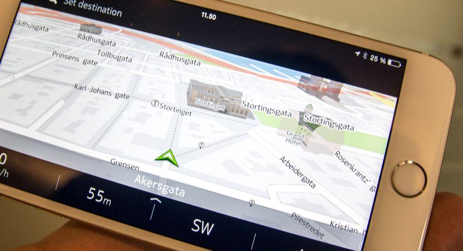 Etter å ha vært utilgjengelig for iOS-brukere en stund har Nokias utmerkede kartpakke Here blitt tilgjengelig igjen.