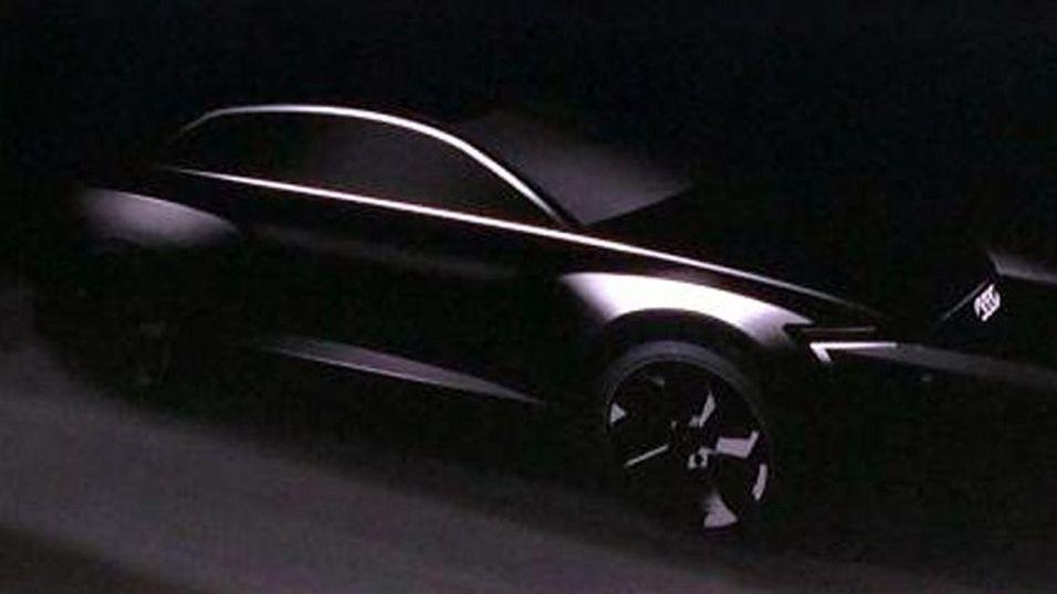 Audis el-SUV skal knive med Tesla Model X