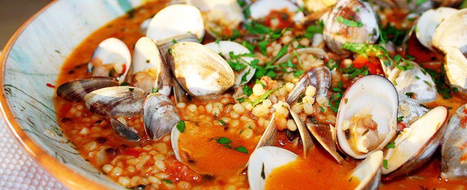 DAGENS RETT: Når norsk fisk møter italiensk smak, blir det full treff