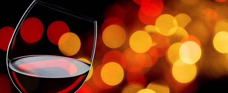 Nyhetene på polet januar 2015 - rødvin