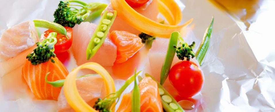 DAGENS RETT: Pakk inn fisken - og bli positivt overrasket