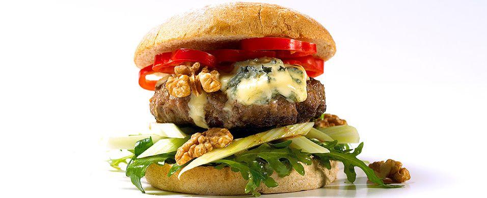 DAGENS RETT: Endelig en burger igjen