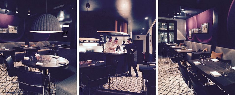 Renaa flytter restauranten som blir mer intim