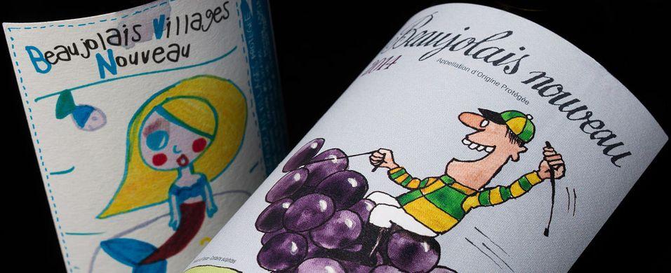 Årets ferskeste vin er riktig så god