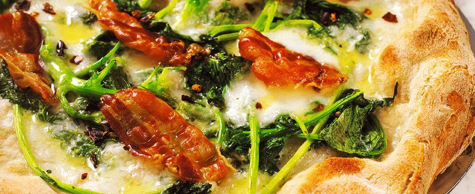 DAGENS RETT: Slik lager du verdens beste pizza