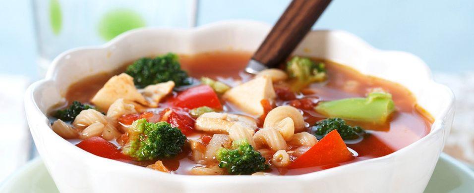 DAGENS RETT: En slik suppe takker alle ja til