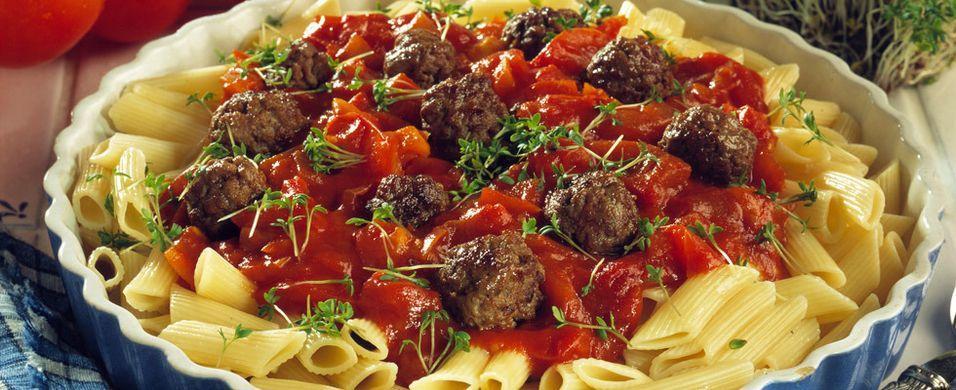 DAGENS RETT: Mandag er pastadag - du må prøve denne vrien