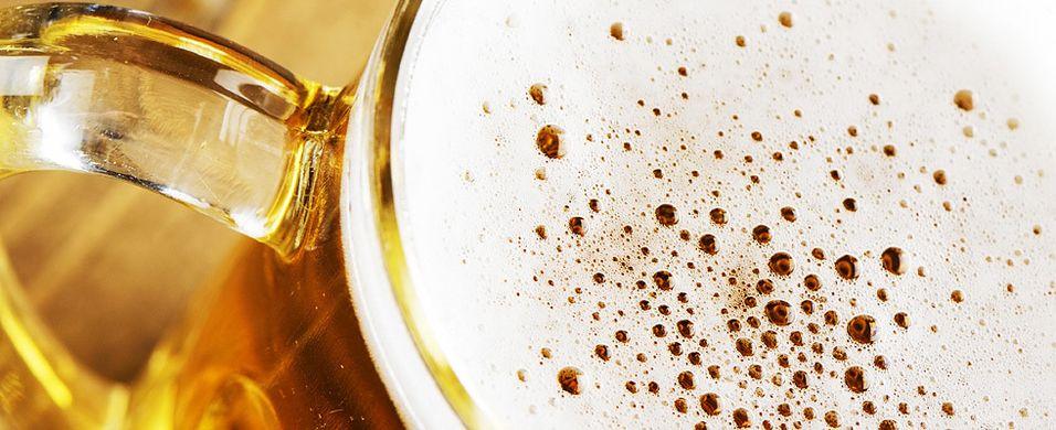 Nyhetene på polet november 2014 - øl