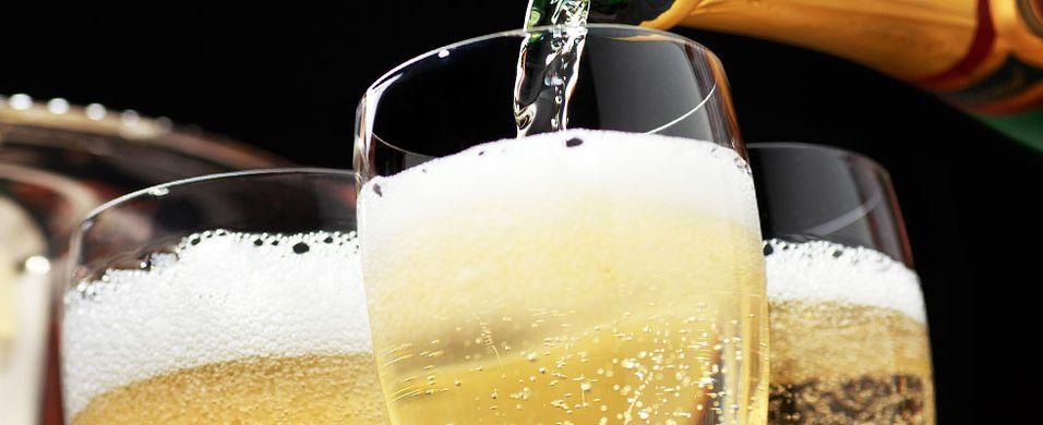 Prisene på vellagret champagne går i taket