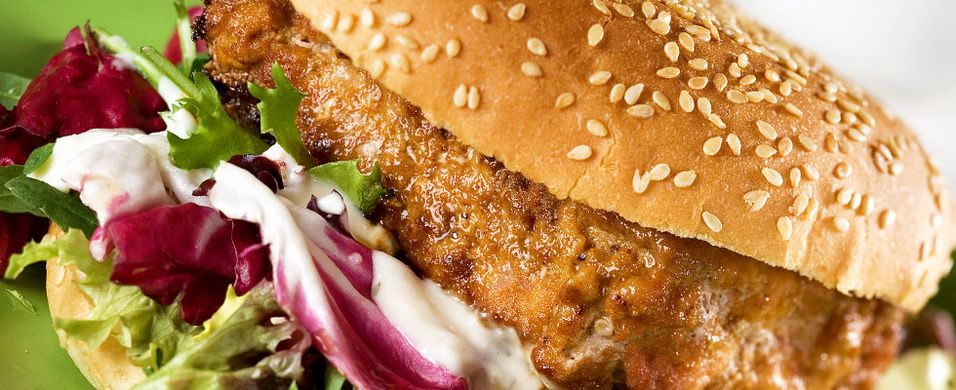 DAGENS RETT: I dag blir det taco i burgerbrød