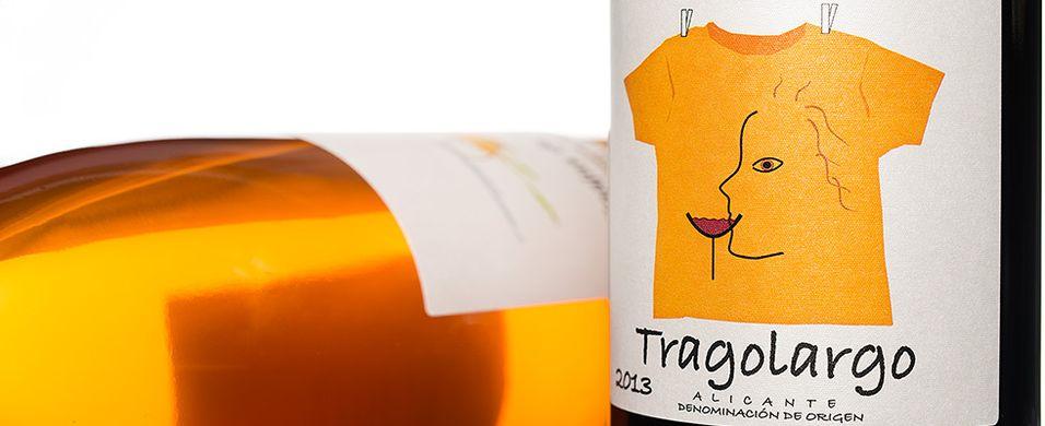 Spansk vinkupp for åpensinnete